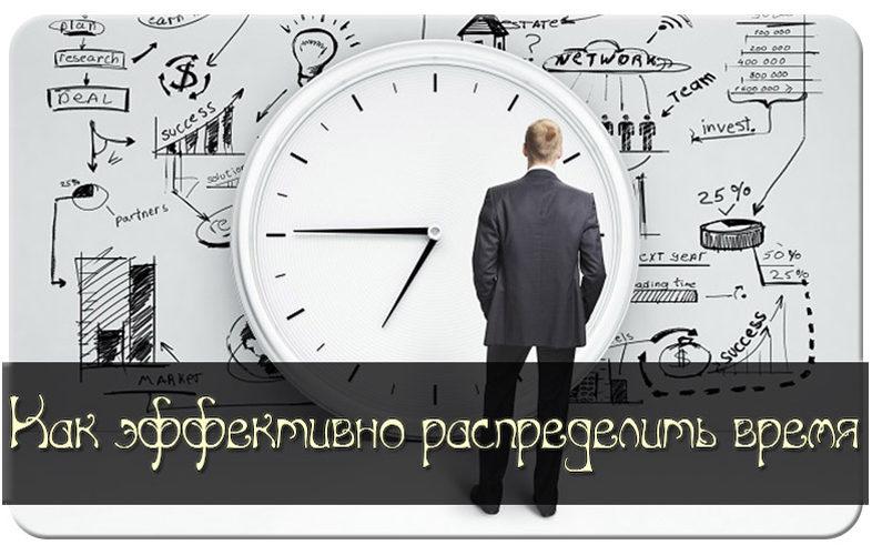 Личный тайм-менеджмент: как эффективно распределить свое время