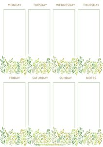 Green-Patch-Weekly-To-Do-List-A4-001