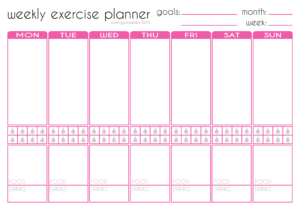 weekly_exercise_planner_magenta
