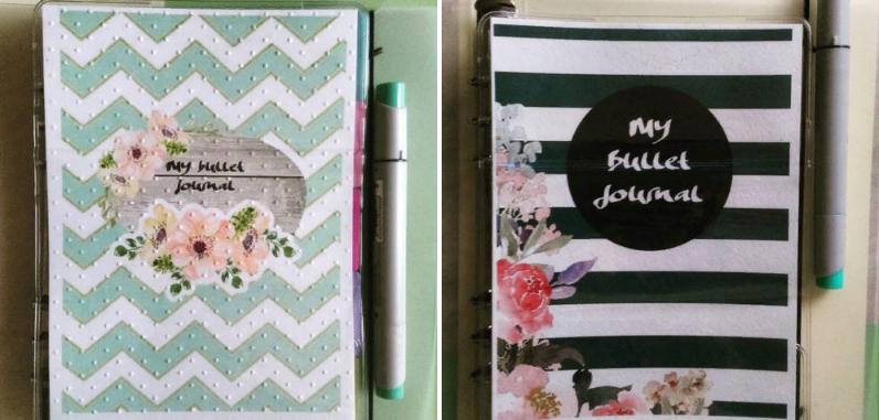 обложки bullet journal