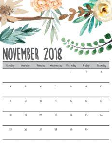 планер на ноябрь 2018