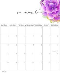 планер 2018 - март