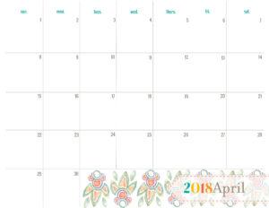 Разворот на апрель - 3