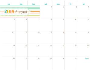 Разворот на август - 2