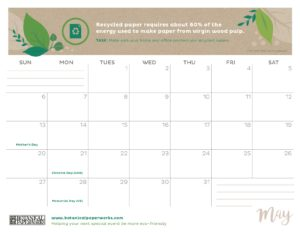 planner 2018 - May