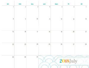 Разворот на июль