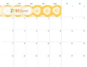Разворот на июнь - 2