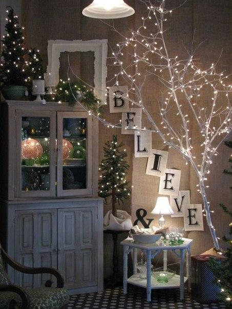 Украсить дом - список дел на зиму