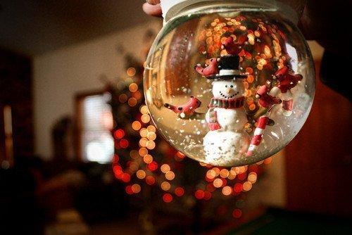 Раскрасить шар для новогодней елки