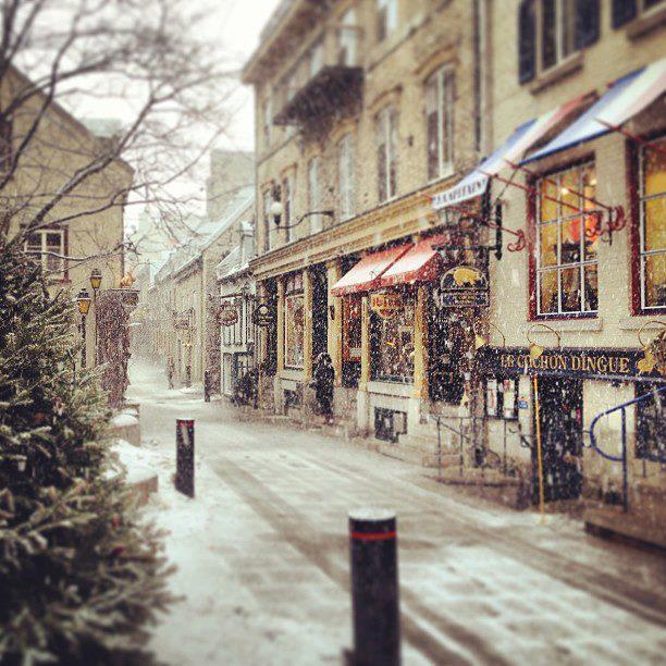 Зимний город - список дел на зиму
