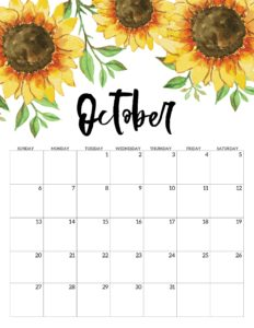 Октябрь - планер 2019