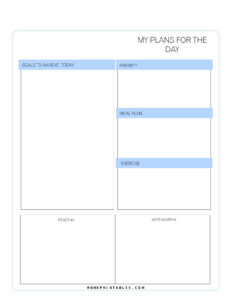The Happy Life Planner 2019 - page 13