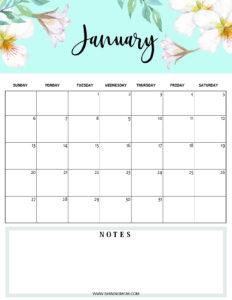 January 2019 planner - var.2